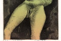 "Rakesh Bani, Exlibris Ex Erotica ""Erotica III"""