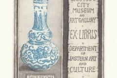 Peter Ford, Exlibris Bristol City Museum and Art Gallery, C3, C5, 12x9.8 cm, 2013