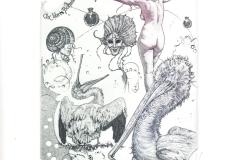 Hujber_Gunter_Exl_Bohuslav_Krcmar_Feeding_of_pelicans_with_pomegranates