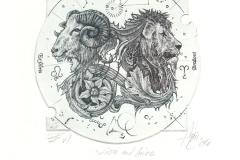 Hujber_Gunter_Exl_Lenka_and_Pavel_Brozovi_Lion_and_Aries