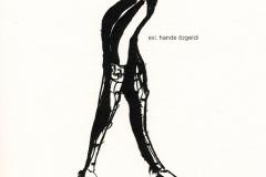 Hande Ozgeldi, Exlibris Hande Ozgeldi, 2012, CGD