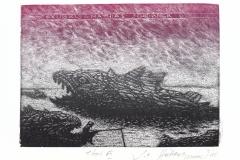 Otto Huttengrund Siegfried, Exlibris Matthias Scheibner, X6, 15/10 cm, 2020