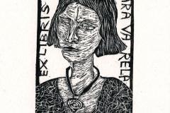 Marcos Baptista Varela, Exlibris Nara Varela, 2011, X1