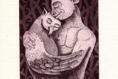 "Fedail Yilmaz,  ""Love"", 2014, C3, C5"