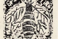 "Jocelyne Benoit, ""Bee"", 2014, 8 / 10 cm, X1"