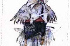 Alperen Guldu, Alperen Guldu, Exlibris Hasip Pektas, 2014, CGD