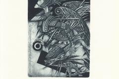 "Sergiy Hrapov, ""Ikar"", 2014, 10.2/ 15.3 cm, C3, C5, C7"